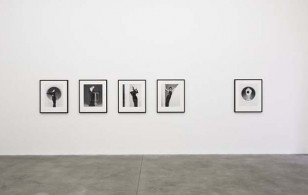 Robert Mapplethorpe at Alison Jacques Gallery. Photo - Alison Jacques Gallery